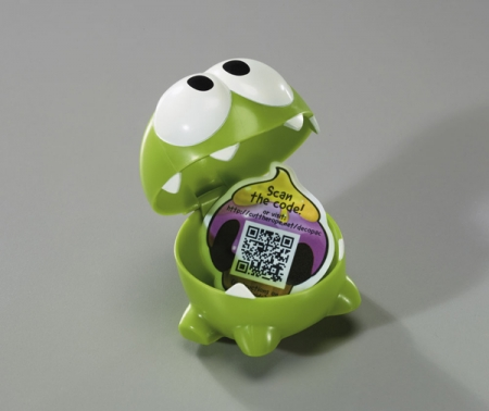 Cut The Rope toy