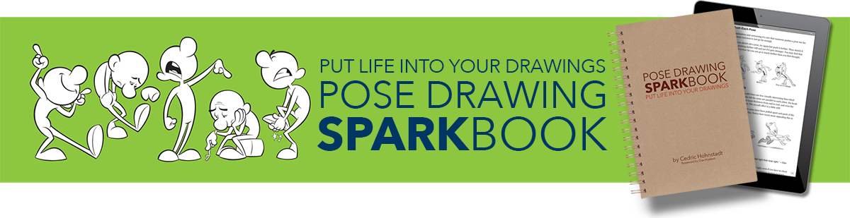 Pose Drawing Sparkbook-Banner Image