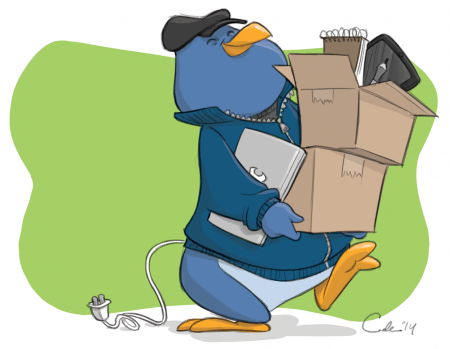 moving-penguin