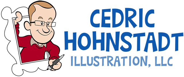 Cedric Hohnstadt Illustration